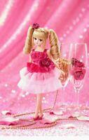 "Licca -Chan ""Lady Rose"" Doll LD-09 Takara Japan NEW"
