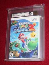 Super Mario Galaxy 2, New Sealed! Nintendo Wii VGA 95+