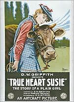 TRUE HEART SUSIE (1919) - DVD - Region Free - Sealed