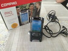 Boxed Compaq Ipaq 3970 Pocket Pc Windows Mobile H3900 series fully working Pda