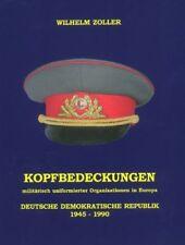 Kopfbedeckungen - Die sowjetische Besatzungszone und die DDR 1945-1990 (Zoller)