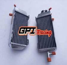 FOR SUZUKI RM125T RM125V RM 125 T/V MODEL 1996-1997 96 97 ALUMINUM RADIATOR