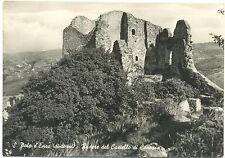 S.POLO D'ENZA - DINTORNI - RUDERE CASTELLO DI CANOSSA (REGGIO EMILIA) 1962