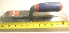 Swimming Pool Trowel 14 X 4 Inch Concrete Tools Padded Easy Grip Handle