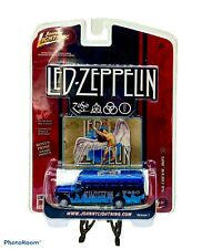 NIP Johnny Lightning LED ZEPPELIN 1956 CHEVY BUS LIMITED EDITION Free Shipping