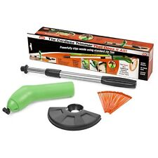 Trimmer Edger String Cordless Garden Works With Standard Zip Ties Portable Weed
