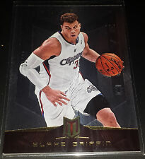 Blake Griffin 2012-13 Panini Momentum DRIVE Parallel Insert Card (#'d 05/49!)