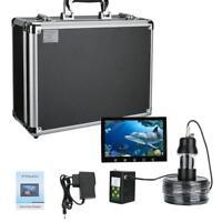 9 Inch Fish Finder 3.6mm 20m Underwater Fishing Video Camera 22 LEDs 700 TVL