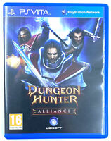 Dungeon Hunter Alliance  - Jeu Sony Playstation Vita - Version anglaise