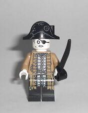 LEGO Fluch der Karibik - Leutnant Lesaro - Figur Silent Mary Lieutenant 71042