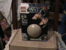 LEGO 9678 Planet Series 2 Star Wars Twin-Pod Cloud Car & Bespin Lobot Minifigure