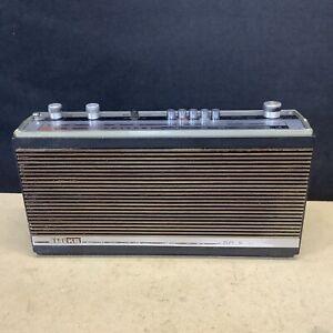 Vintage ITT KB Golf Preset Transistor Radio form the 1970's - Working