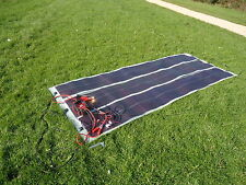 400W Set 4 X 100W solarmodule 100% flexibel Komplettset Camping