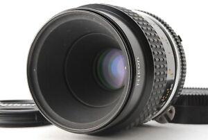 Near MINT/ Nikon Ai-s Micro-Nikkor 55mm F2.8 Lens from Japan #1022