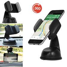 Iphone 8 Plus Smartphone halterung Auto halter Armaturenbrett AUT-Schwarz