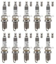 Bosch 4002 Spark Plug Platinum Plus Set of 10