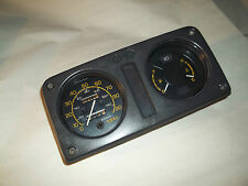 OEM 1982 - 1985 SUZUKI SJ410 INSTRUMENT CLUSTER ASSEMBLY WITH BEZEL