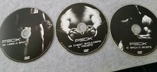 P90X Replacement Disc 05, 09 & 10 Legs&Back, Chst Shlder Tries, Back & Biceps