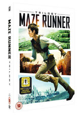 Maze Runner: 1-3 DVD (2018) Dylan O'Brien, Ball (DIR) cert 12 ***NEW***