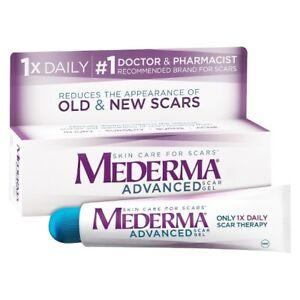 Mederma Advance Scar Gel - 0.7oz / 20g by Mederma Brand New