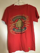 MEN SMALL TAN COTTON SHIRT WWE NXT Shayna Baszler Authentic Licensed