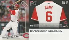 Billy Hamilton BONE REDS TOPPS NOW PLAYERS WEEKEND NICKNAMES PW-37 SP 103