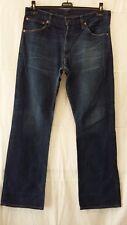 jeans uomo Levi's 507 taglia W 34 L 34 taglia 48