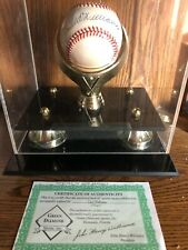 Ted Williams autographed baseball Green Diamond Sports, Inc Boston Red Sox HOF