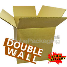 10 Xx-large Double Wall Moving Cardboard Boxes 30x20x20""