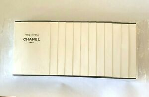 Chanel Paris RIVIERA pack of 12 samples 1.5 ml (18 ml) EDT Spray NEW