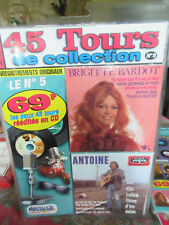 45 T DE COLLECTION N° 5 BARDOT/ANTOINECD 4 TITRES)