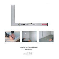 Équerre aluminium Angle Maçon Plâtre carreleur isolateur Outil Batiment 50x30cm