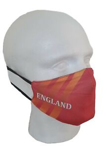 England 2021 Cricket Face Mask, T20, ODI, Cricket, World CUP, Masks, Face Cover