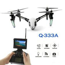 Q333-A Wifi 5.8G 4CH Transformer One-button takeoff RC Quadcopter 720P HDCamera