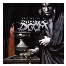 Impending Doom - Baptized in Filth [New CD]