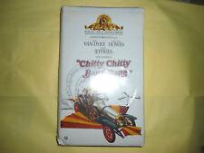 Chitty Chitty Bang Bang (VHS, 1994)  FREE Ship NEW Factory Sealed