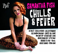 Chills & Fever 0710347124122 by Samantha Fish CD