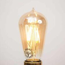 12V LED Filament Bulb ST58 4W E27 | Vintage Edison Light Globe  | 12 Volt Lamp