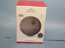 Hallmark Keepsake Star Wars Death Star Tree Topper! New!