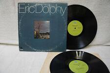 2LP Eric Dolphy Copenhagen Concert 1973 Prestige Pr 24027