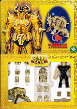 Sendo Seya Saint Seiya Myth Cloth Die-Cast Vintage Action Figure - Taurus