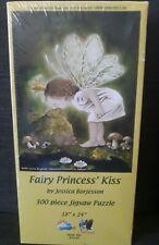 Fairy Princess' Kiss 300 Piece SunsOut Jigsaw Puzzle