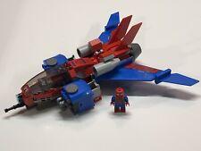 Lego Marvel Super Heroes (76150) Spider-Jet & Spider-Man Only See Description