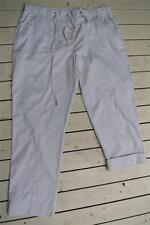 ROCKMANS NEW Elastic Waist PANTS Stretch. Size 18 rrp$34.99. Full Length Adj Hem