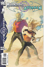 METAMORPHO and AQUAMAN  N° 1 albo in Americano ed. DC COMICS