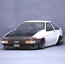 Pandora RC Cars Toyota SPRINTER TRUENO AE86 1:10 Drift 194mm Clear Body #PAB-120