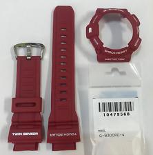 Casio  G-Shock  Original  Band  G-9300RD-4  G-9300RD  Red Strap & Bezel   G9300