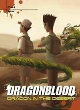 Dragon in the Desert (Dragonblood), Dahl, Michael, Good, Hardcover
