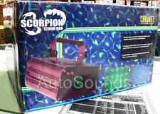 Chauvet SCORPION STORM FXGB DJ Pro Compact Blue & Green Laser Lighting Effect