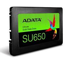 120GB AData SU650 2.5-inch SATA 6Gb/s SSD Solid State Disk 3D NAND
